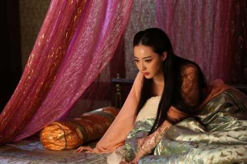 武媚娘传奇剧照 《武媚娘传奇》15位女演员低胸造型到底谁最美