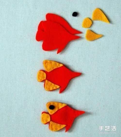 简单布艺手工制作 可爱又简单的布艺小动物玩具手工制作图解教程