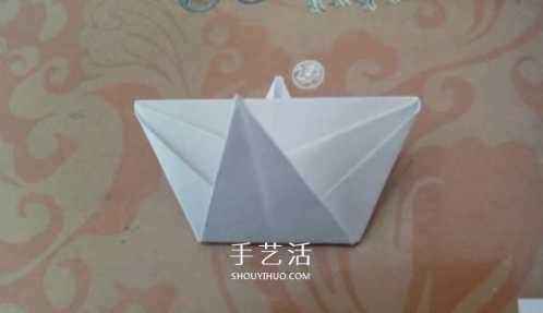 叠元宝的方法 最简单元宝的叠法图解