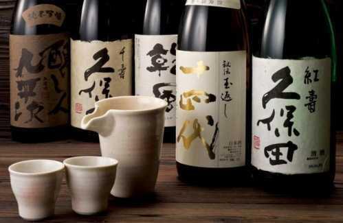 清酒品牌 日本清酒中哪些品牌最有名