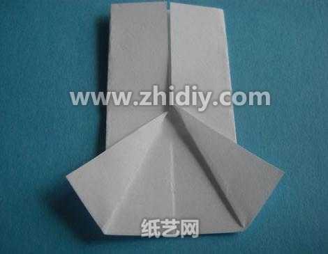 手工做裙子 手工折纸裙子制作教程