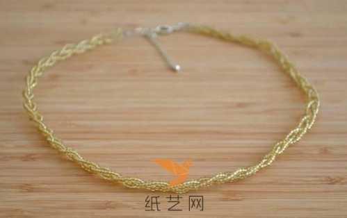 手工串项链 精致的手工制作串珠项链教程
