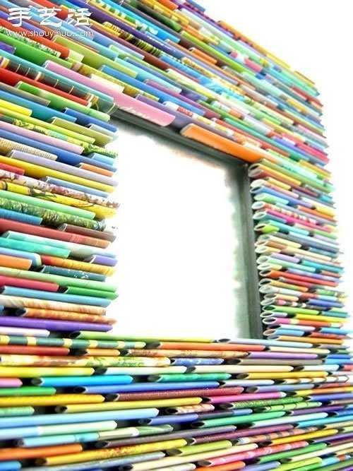 各种手工制作 废纸diy手工制作各种手工工艺品