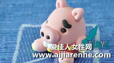 小猪教程网 超轻粘土教程图片